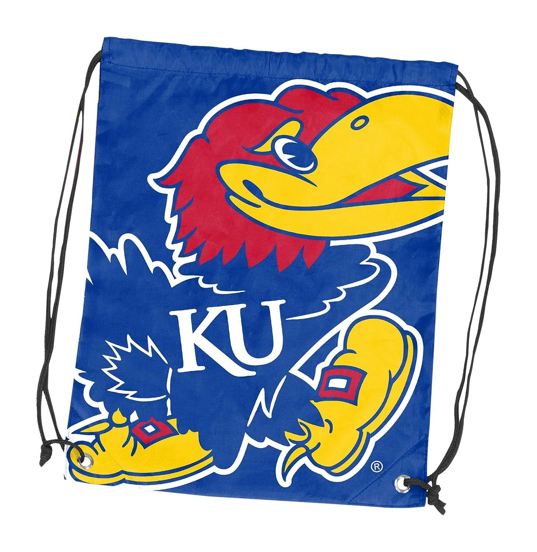都内で Collegiate Doubleheader dual-logo dual-logo Drawstringバックパック Collegiate Doubleheader B00VNSV0N4 Kansas, カミタカイグン:05a929cc --- fenixevent.ee