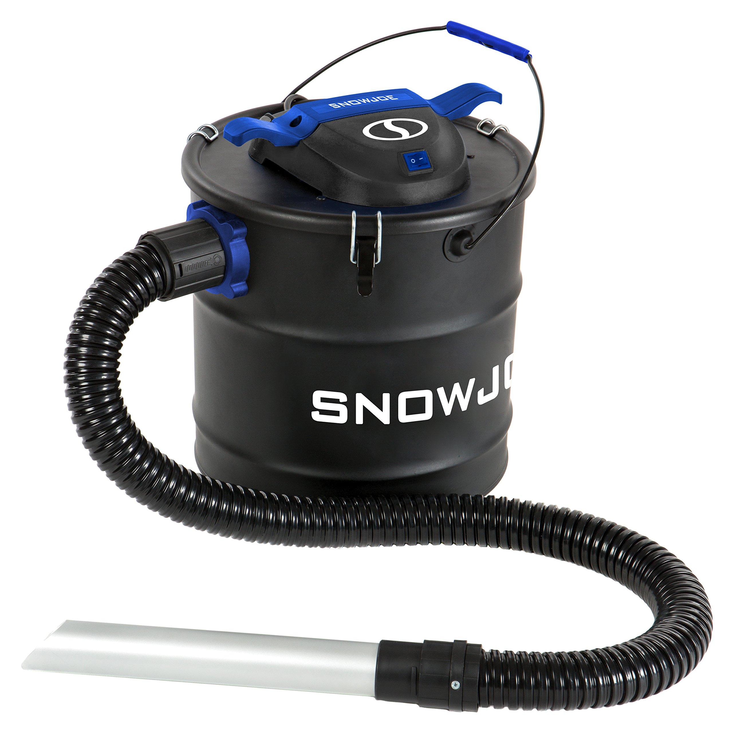 Snow Joe ASHJ202E Ash Vacuum | 5 Amp | 4.8 Gallon