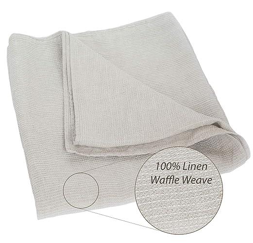 Amazon Com 100 Linen Stonewashed Bath Sheet Xxl Lightweight Thin