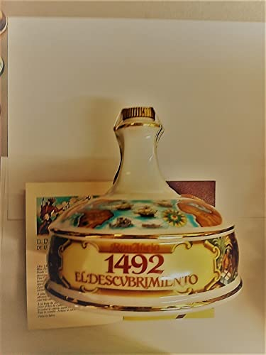 Ron Añejo El Descubrimiento 1492: Amazon.es: Alimentación y ...