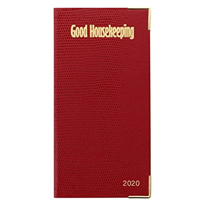 Letts 2020 Good Housekeeping - Agenda de 2 semanas, color ...