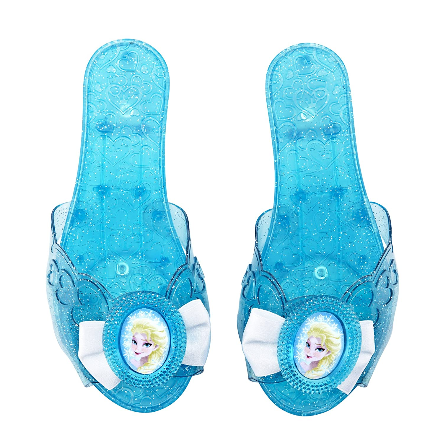 Amazon.com: Frozen Elsa Sparkle Shoes: Toys &amp Games