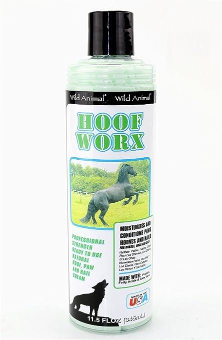 Amazon.com : Wild Animal Hoof Worx RTU Spray, 11.7 fl. oz. : Pet Supplies