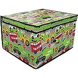 Country Club Child's / Boy's Road Works Jumbo Storage Box 50 x 30 x 40 cm