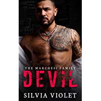 Devil: A Dark Mafia Romance (The Marchesi Family Book 3) (English Edition)