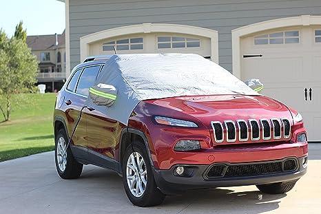 Telo Copriauto Copri Auto Macchina esterno per Jeep Grand Cherokee