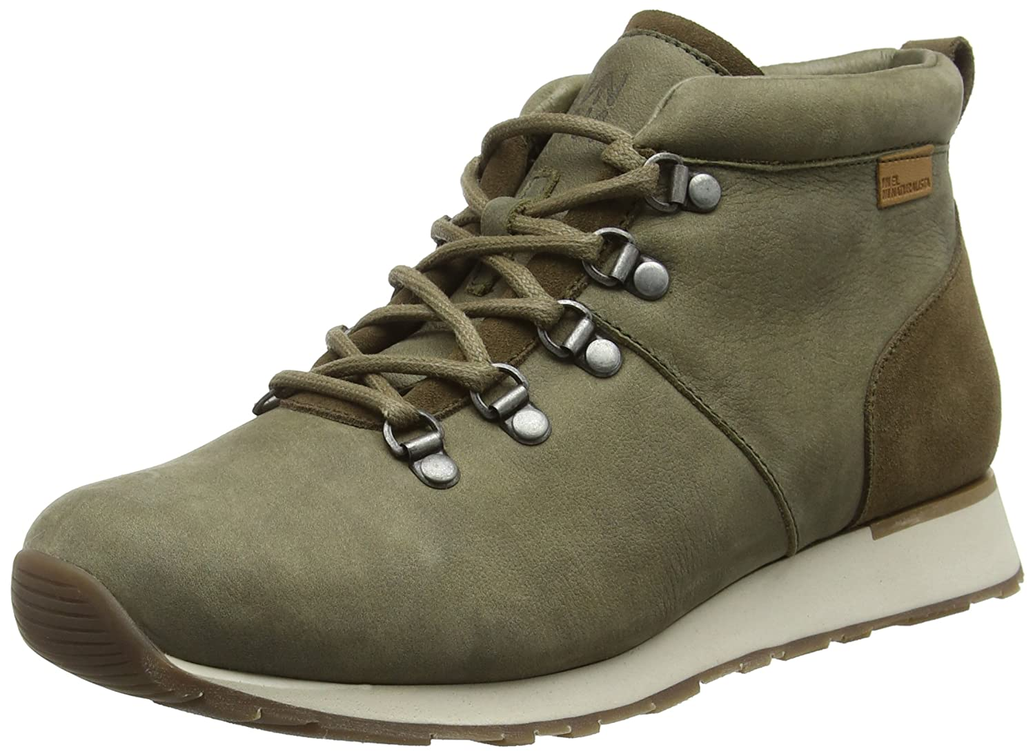 El Naturalista Unisex-Erwachsene Nd62 Pleasant-lux Suede Suede Suede Kaki Walky High-Top 00ce5f