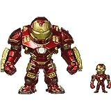 Marvel 97956 6.5 英寸 Avengers AOU Hulkbuster 公仔