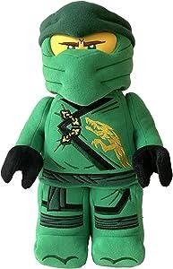 "Manhattan Toy Lego NINJAGO Lloyd Ninja Warrior 13"" Plush Character"