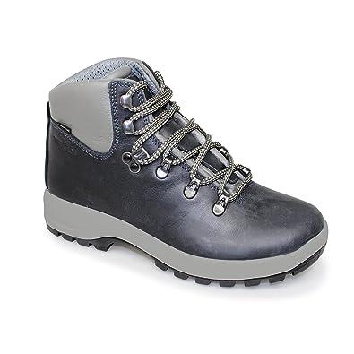 Grisport Lady Hurricane, Chaussures de Randonnée Hautes Femme, Bleu (Dark Navy), 40 EU