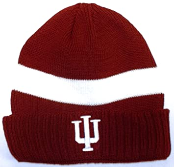 1684bd370 discount code for indiana hoosiers knit hat 5e9f2 39a86