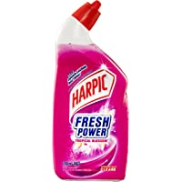 Harpic Fresh Power Liquid Toilet Cleaner Tropical Blossom, 700ml