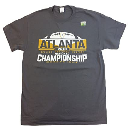national championship football shirts