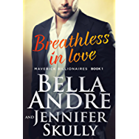 Breathless In Love (The Maverick Billionaires, Book 1)