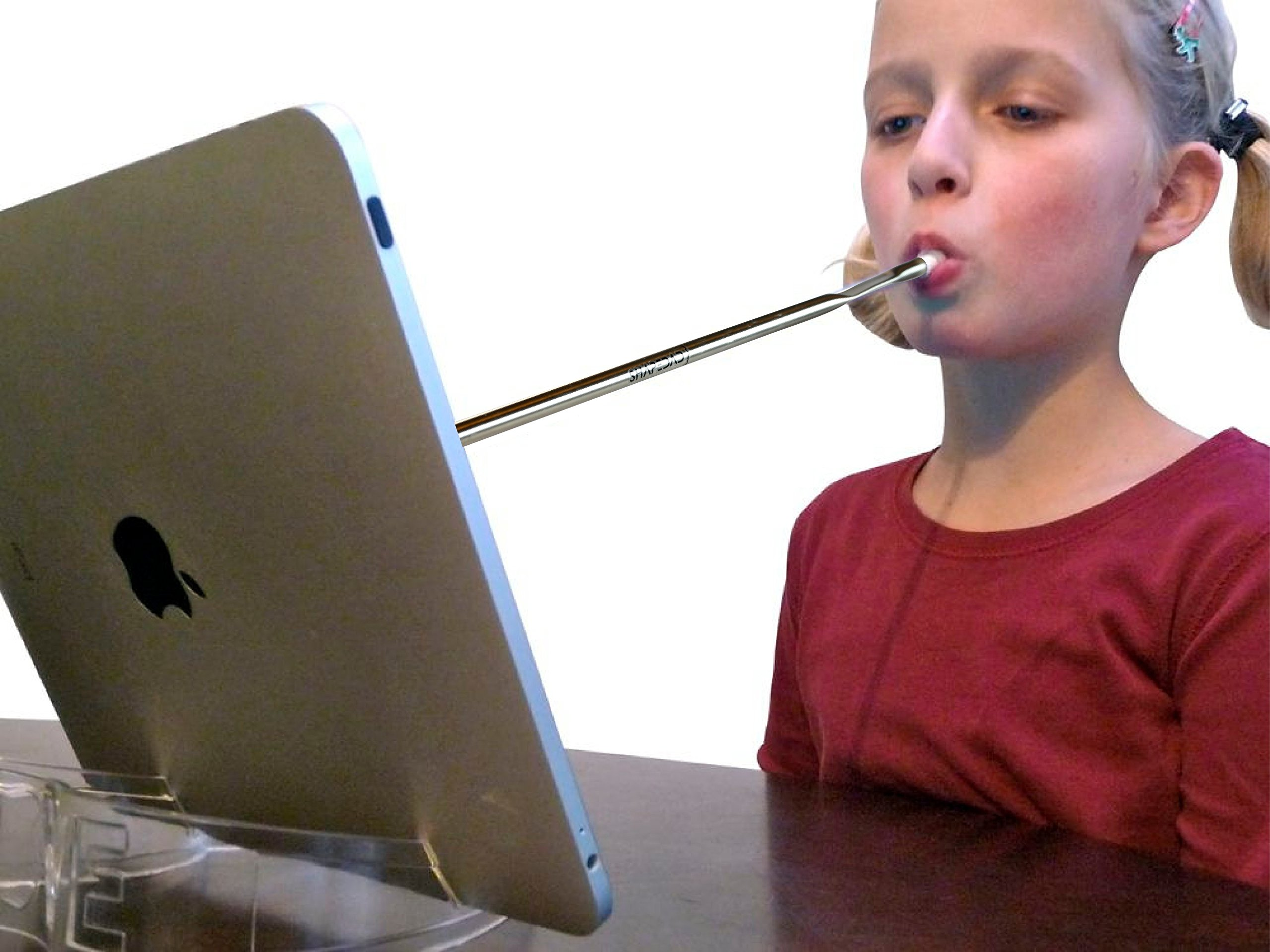 Mouthstick Stylus by ShapeDad (Image #1)