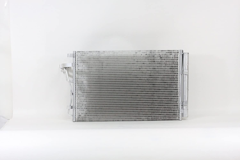 A//C Condenser For//Fit 4192 13-16 Dodge Dart w// Receiver Drier Parallel Flow