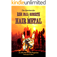 The Rise, Fall and Rebirth of Hair Metal book cover