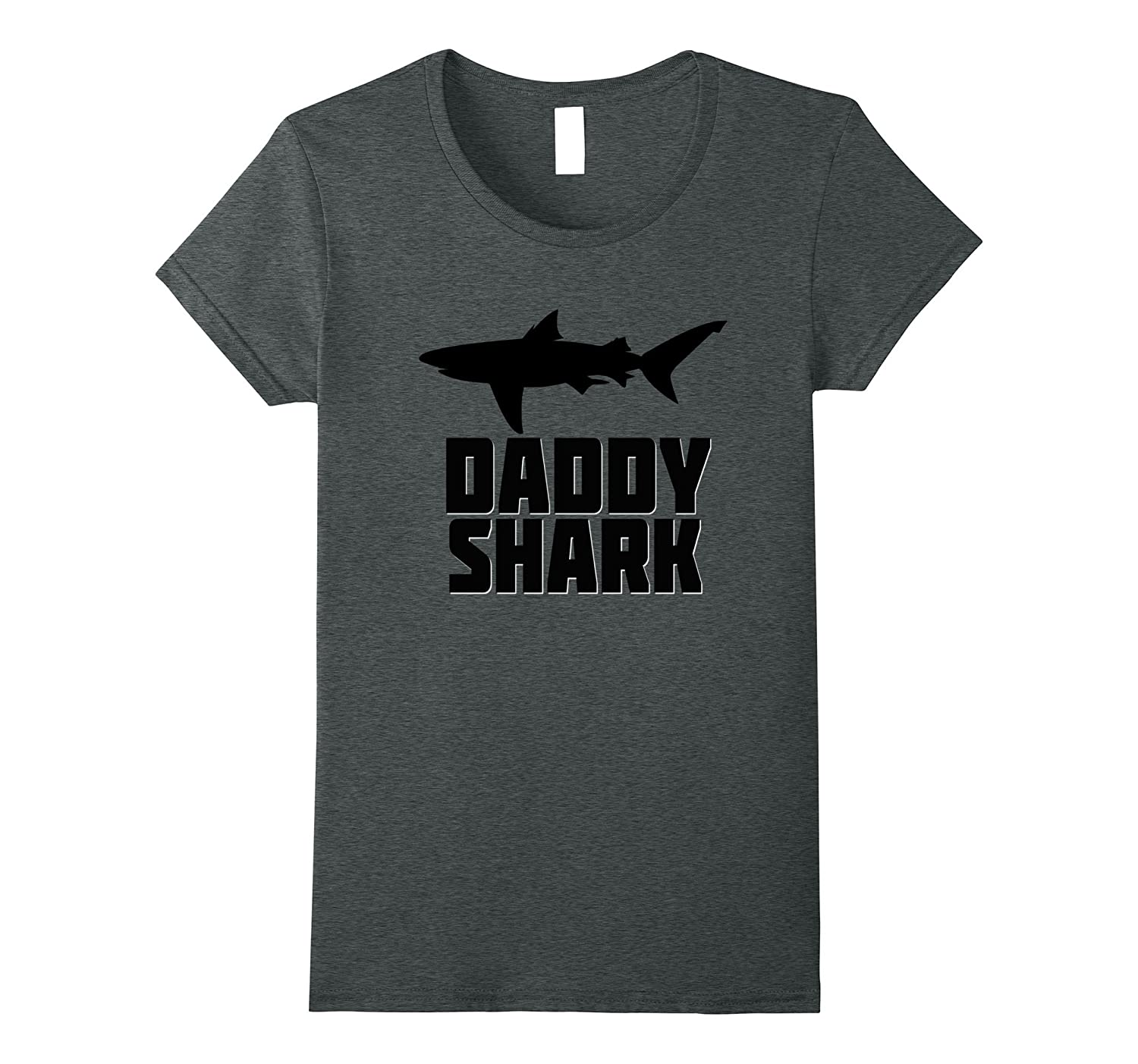 Daddy Shark Shirt Matching Family Tribe Dad Father Papa