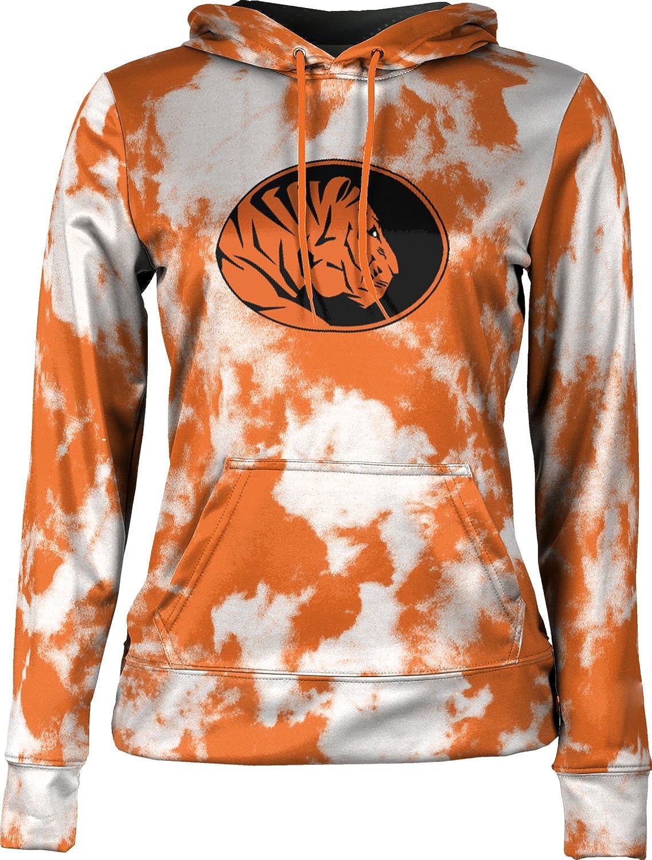 Grunge School Spirit Sweatshirt ProSphere East Central University Girls Pullover Hoodie