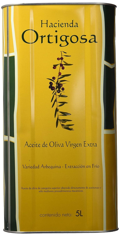 Hacienda Ortigosa Aceite de Oliva Virgen Extra, Garrafa ...
