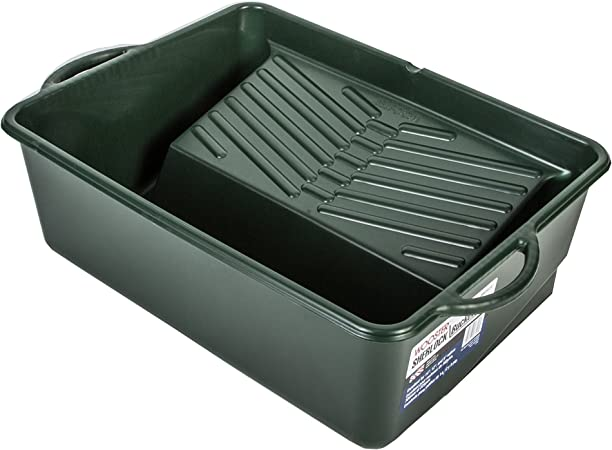 Amazon Com Wooster Brush Bckt Plstc Br414 14 Paint Bucket Tray Plastic Home Improvement