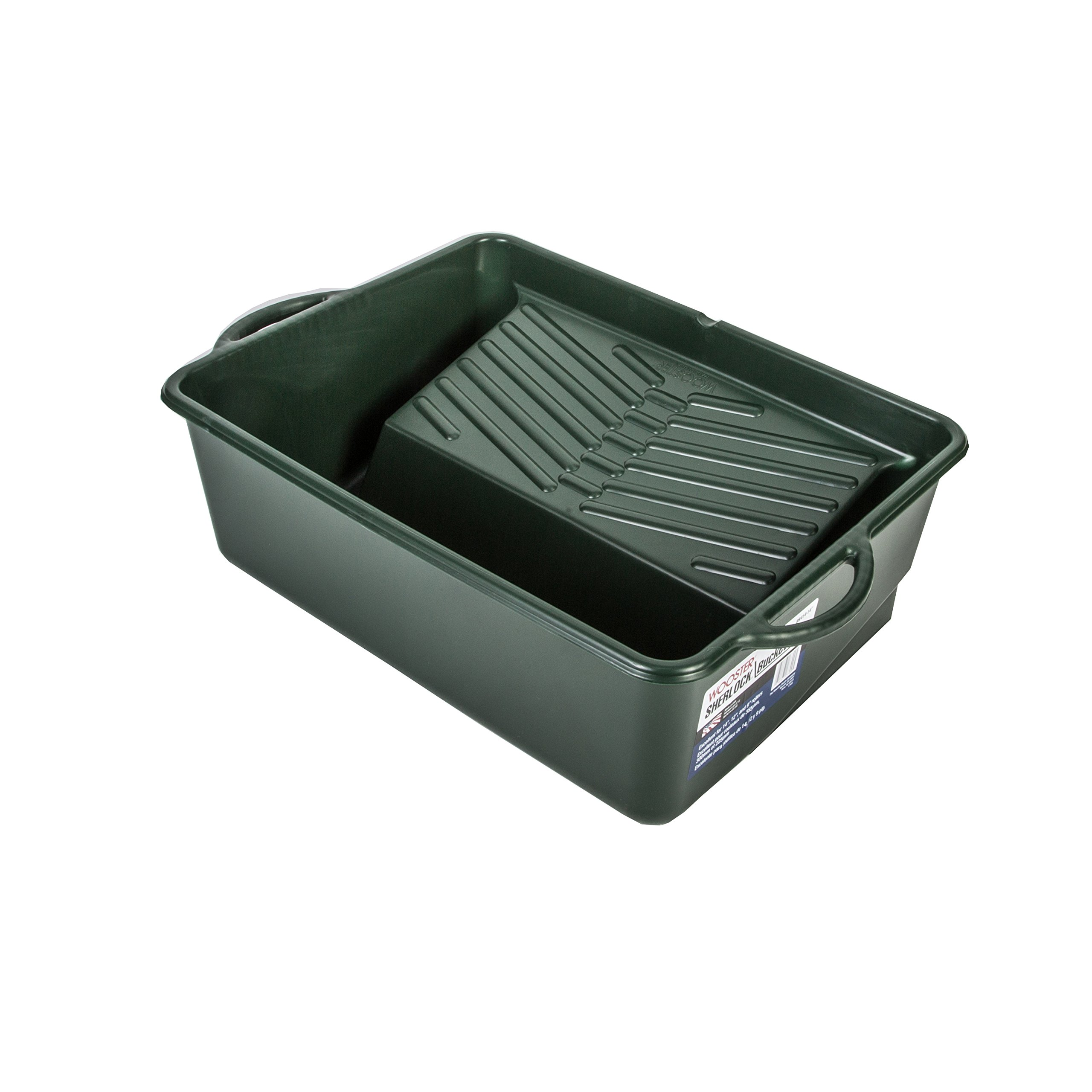 Wooster Brush BCKT PLSTC BR414-14 Paint Bucket Tray Plastic by Wooster Brush