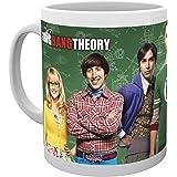 Big Bang Theory Tazza Cast