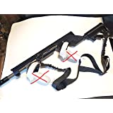 VR Game gun Controller Stock Thekkiinngg VR Adapter for Oculus Quest 2 gun Controller