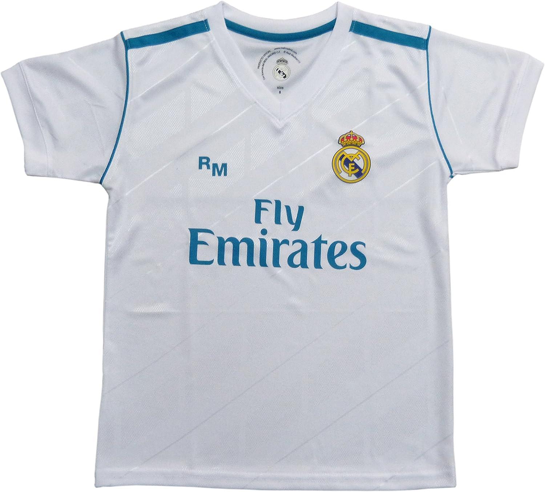 Offizielle Replica Uniform Real Madrid Junior Kit