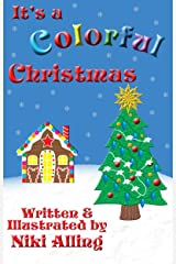 It's A Colorful Christmas (Lite Learning Series) Kindle Edition