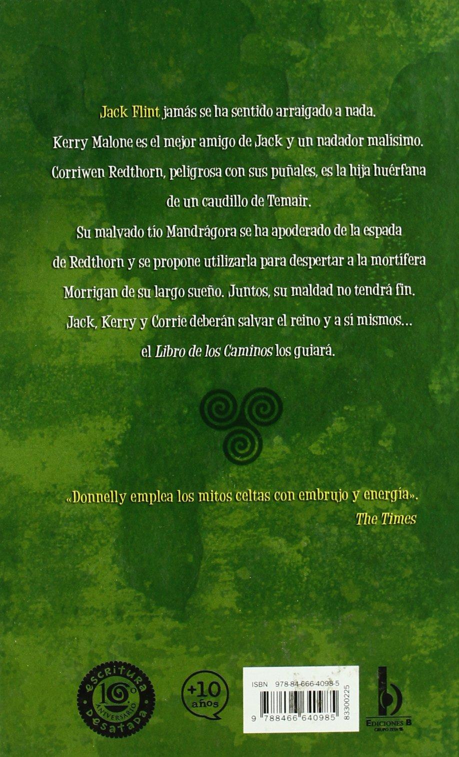 Amazon.com: Jack Flint y la Espada de Redthorn (Spanish Edition) (9788466640985): Joe Donnelly: Books