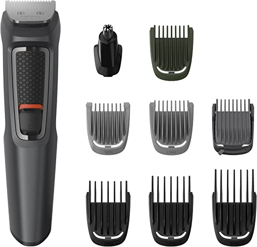 Philips MULTIGROOM Series 3000 Cara y cabello 9 en 1 MG3757