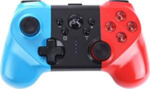 Wireless Controller for Nintendo Switch,Pro Gamepad Joysticks Remote for Switch PS3 PC with Gyro and Turbo Function