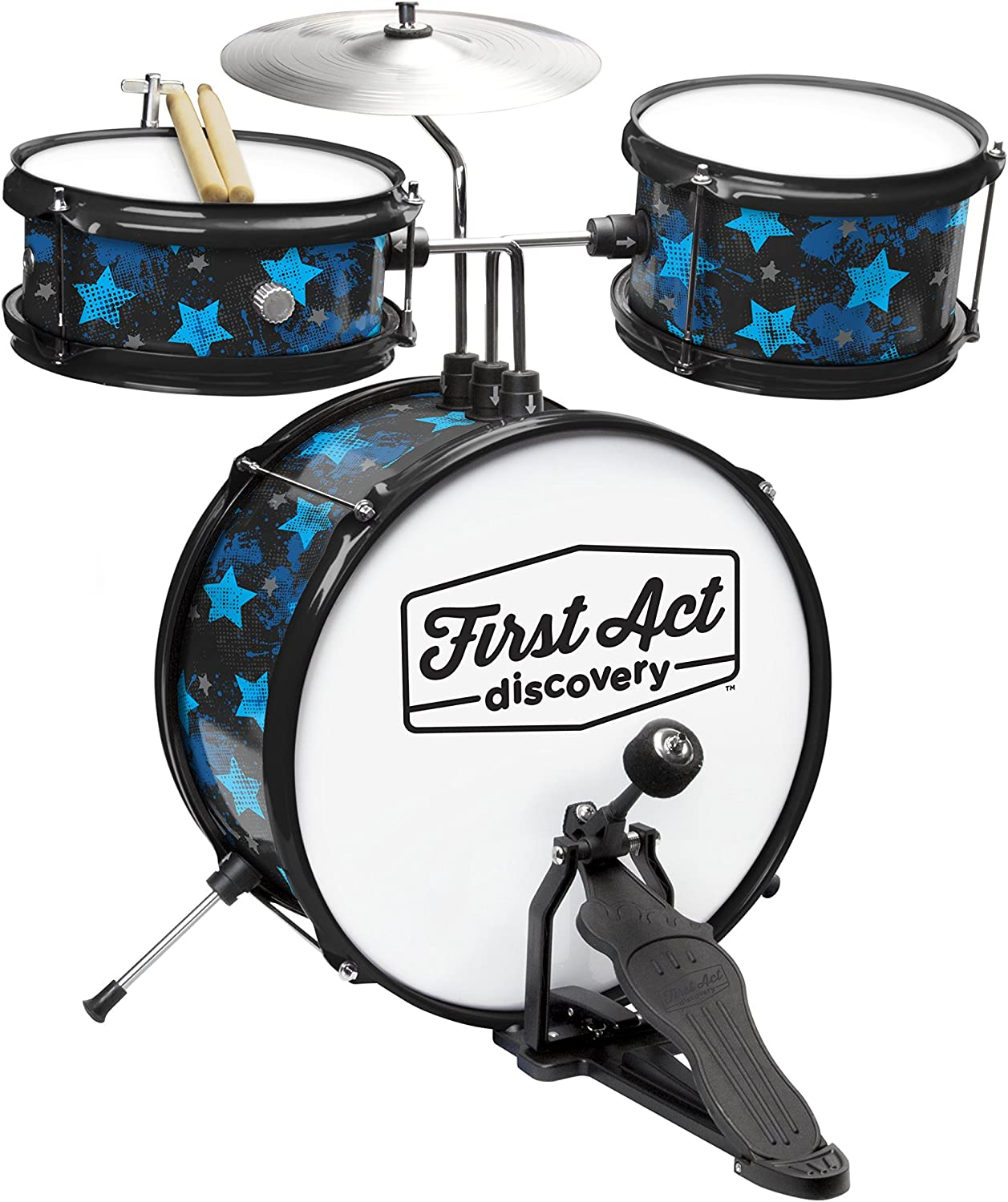 First Act Discovery Drum Set – Best for affordability
