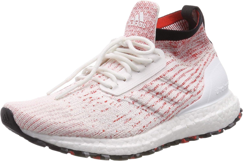 adidas Men's Ultraboost All Terrain Running Shoes, Pink