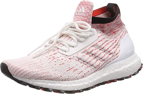 adidas Herren Ultraboost All Terrain Laufschuhe, Pink, 50.7 EU
