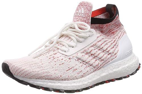 newest 24fa0 93a52 adidas Ultraboost All Terrain, Zapatillas de Running para Hombre, Blanco  Chalk FTWR White Grey Four F17, 44 2 3 EU  Amazon.es  Zapatos y complementos