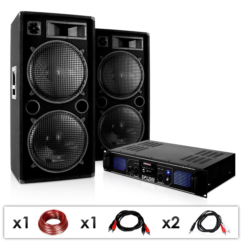 5.1 Canales, 125 W, Cine en casa, Madera, 90 dB, 40-20000 Hz Genius SW-HF 5.1 4600 5.1channels 125W Madera Conjunto de Altavoces Set de Altavoces