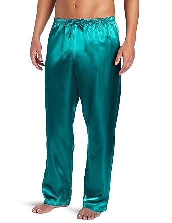 a3413e34c5 Amazon.com  Dreamgirl Unisex Pajama Pant  Silk Pants  Clothing