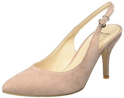 723205, Escarpins Bride Arriere Femme, Rose (Rosa 5), 36 EUBata