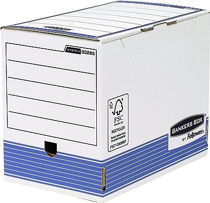 Fellowes Bankers Box - Caja de Archivo Definitivo Automático, A4 ...