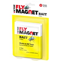 Safer Brand Victor M383 Fly Magnet Bait 3-Pk