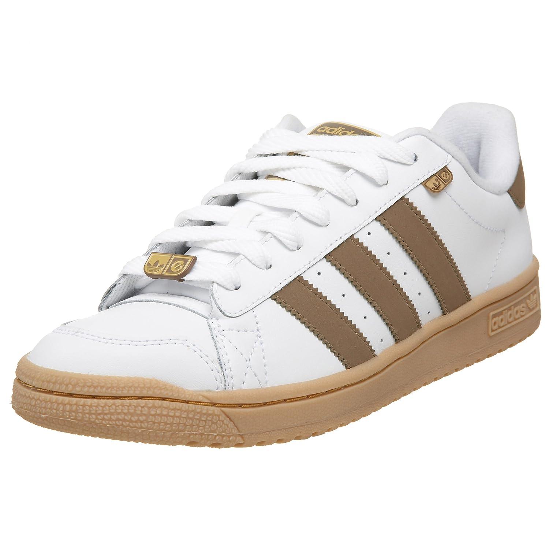 Adidas Originali Uomini Tapper Evoluzione Scarpa 9 D (M) Uswhite / Bark