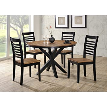 Simmons Upholstery 5008 48 Dining Table, 48u0026quot;, Phoenix