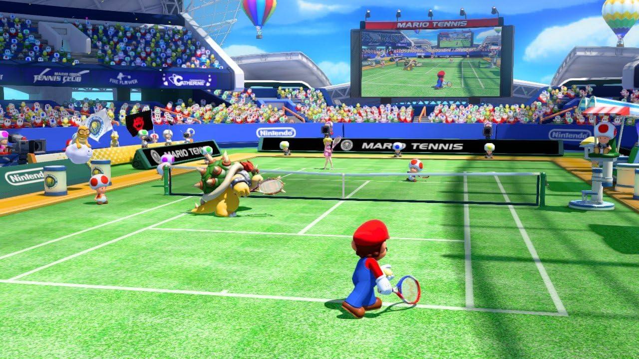 Mario Tennis: Ultra Smash [Importación Inglesa]: Amazon.es: Videojuegos
