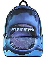 Hynes Eagle Printed Kids School Backpack Cool Children Bookbag