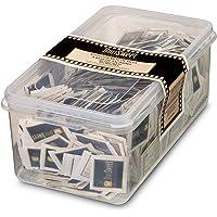 Castelló Since 1907 Edulcorante Bonsweet Granulado - Envase alimentario reutilizable con 500 sobres x 0,8 g