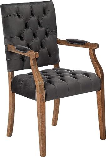 Christopher Knight Home Carolina Velvet Dining Chair