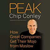 Peak: How Great Companies Get Their Mojo from