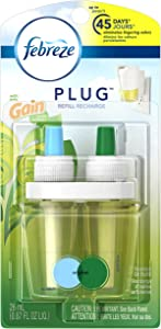 Febreze Air Freshener, Noticeables Air Freshener, Gain Original Scent Air Freshener (1 Count, 0.87 oz)